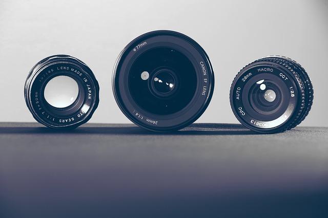 כל מה שרציתם לדעת על עדשות למצלמה